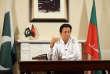 Imran Khan, à Islamabad, le 26 juillet.