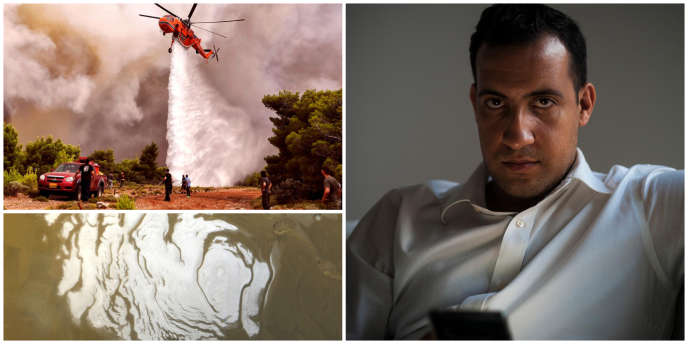 Incendies, eau sur Mars et Benalla: les actualités à retenir la semaine du 23 au 27 juillet.