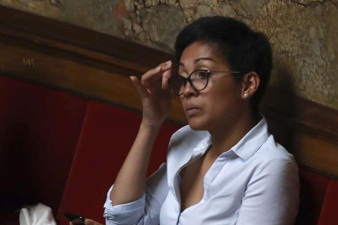 La députée LRM Aina Kunics'était déjà abstenue en première lecture du projet de loi au mois d'avril.