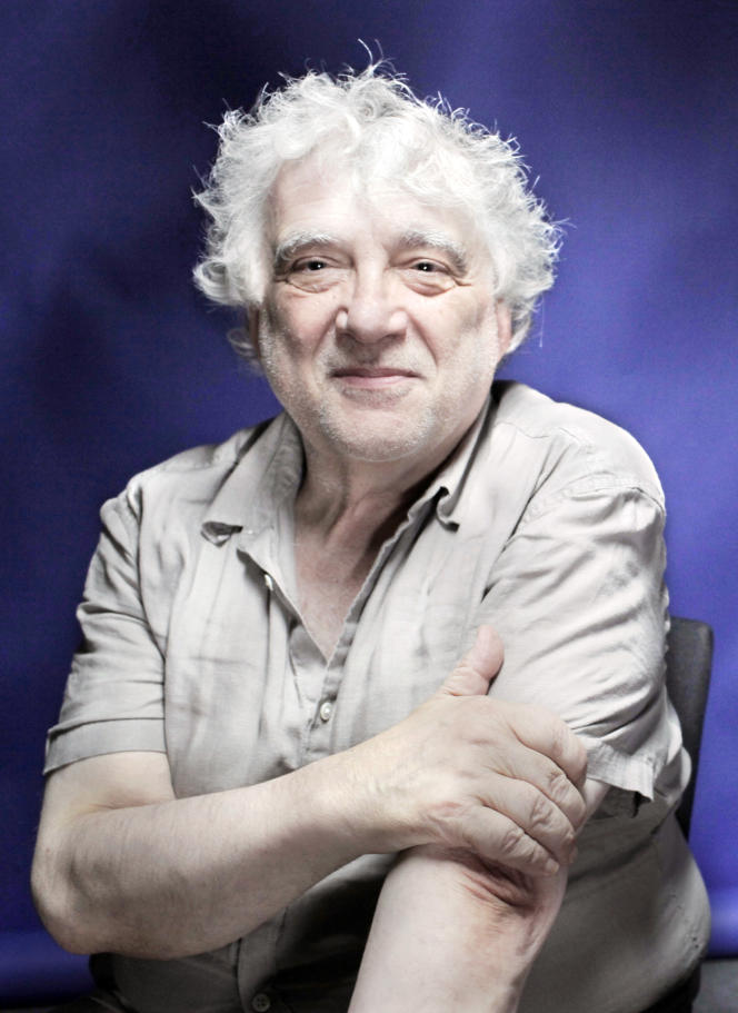 Michel Butel, à Paris, en 2012.