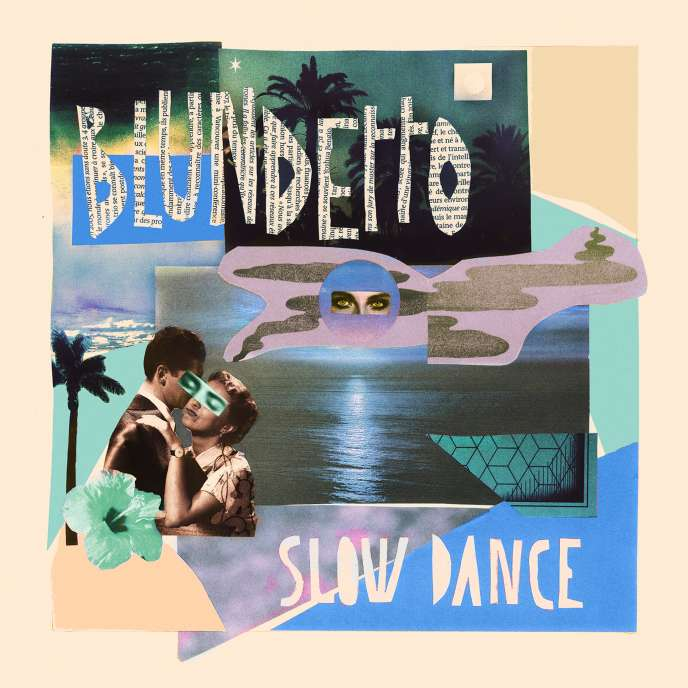 Pochette du CD « Slow Dance », de Blundetto.