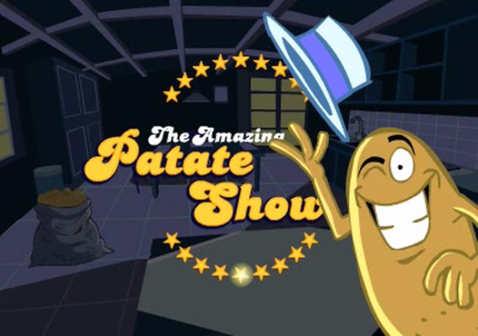 « The Amazing Patate Show», plus généralement et sobrement appelée« chanson de la patate».