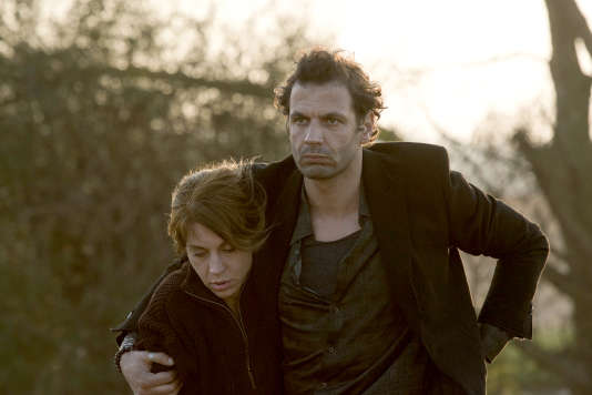 Christine (Ulrike C. Tscharre) et Paul (Mehdi Nebbou).