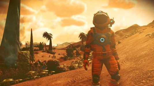 A l'occasion de sa mise à jour«Next»,« No Man'sSky» sort également sur XboxOne.