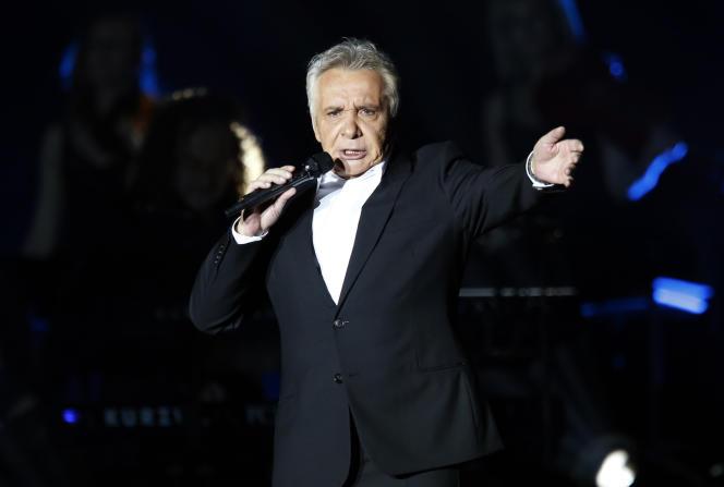 Au Palais Omnisport de Bercy, le 12 decembre 2012.
