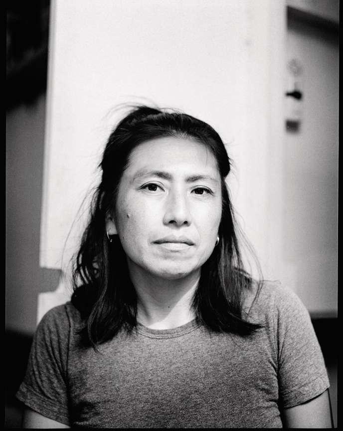 Moko Hirayama, chef chez Mokonuts, à Paris.