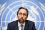 "(FILES) In this file photo taken on August 30, 2017 United Nations (UN) High Commissioner for Human Rights Zeid Ra'ad Al Hussein speaks during a press conference at the UN Offices in Geneva. Zeid Ra'ad Al Hussein called Hungary's prime minister a racist, suggested the Philippine president needed a ""psychiatric evaluation,"" and accused President Donald Trump of driving humanity off a mountain. The United Nations High Commissioner for Human Rights, Zeid Ra'ad Al Hussein, has acknowledged that his unvarnished criticism of world leaders has made it impossible for him to secure a second term. ""I have irritated, I think, all governments over the course of (my) four years,"" Zeid, a member of Jordan's royal family, told the BBC at the weekend. - / AFP / Fabrice COFFRINI"