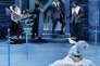 « Lohengrin»,mis en scène par l'Américain Yuval Sharon avec les décors et costumes de Neo Rauch et Rosa Loy.