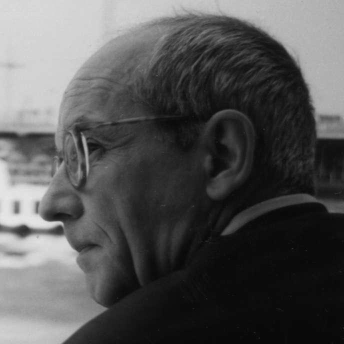 Michel Boyer,ancien responsable du service Economie du « Monde».
