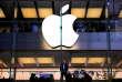 Un magasin Apple à Sydney, le 28 mai.En trois mois, le groupe réalise un profit net représentant 22% de ses ventes.