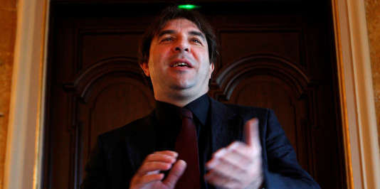 Daniele Gatti en 2009.