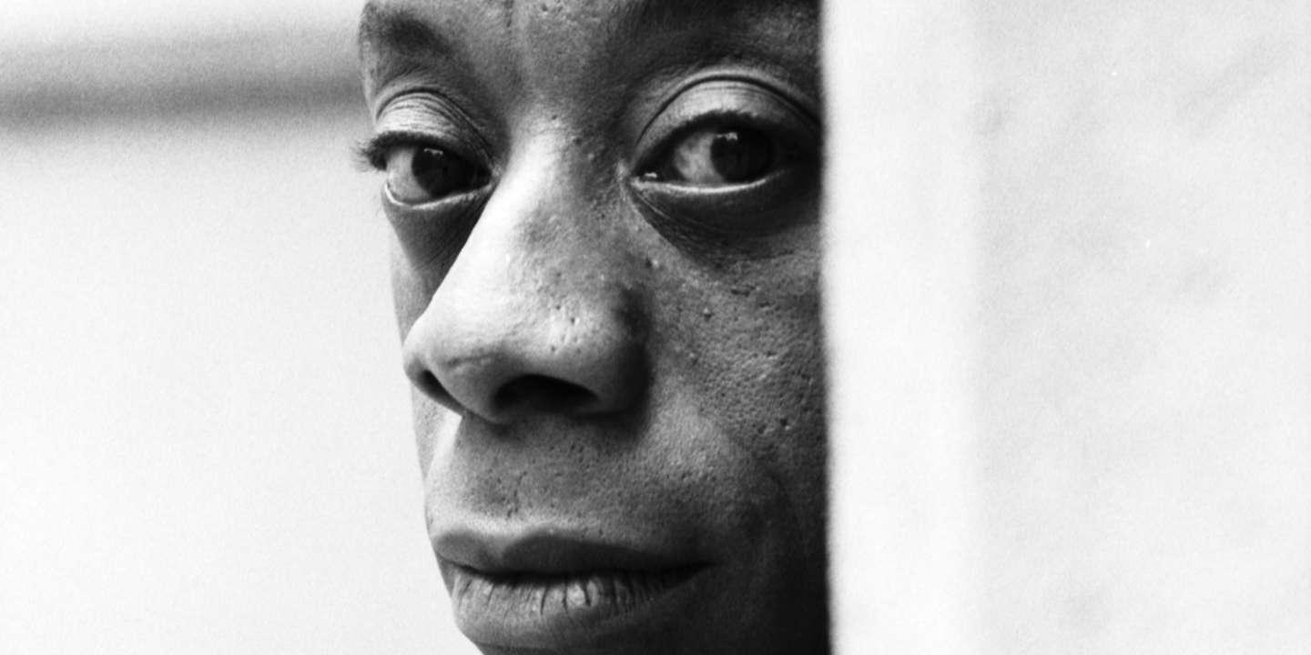 NEW YORK CITY - MAY 22:  Author, playwright, and social critic James Baldwin poses for a portrait at  home on May 22, 1968 in New York City, New York. (Photo by David Gahr/Getty Images)