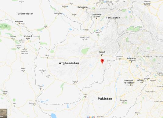 L'attaque a eu lieu à Gardez, dans l'est du pays.