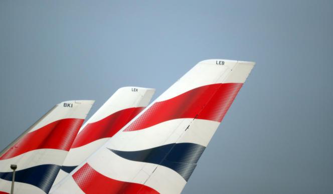 La compagnie britannique British Airways avait repris ses correspondances vers l'Iran en septembre 2016.