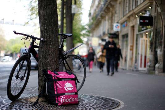 Foodora compte 60 salariés et travaille avec 2 000 coursiers.