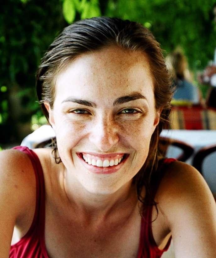 Lisa Brennan-Jobs en août 2005.