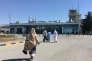 L'aéroport de Kaboul.