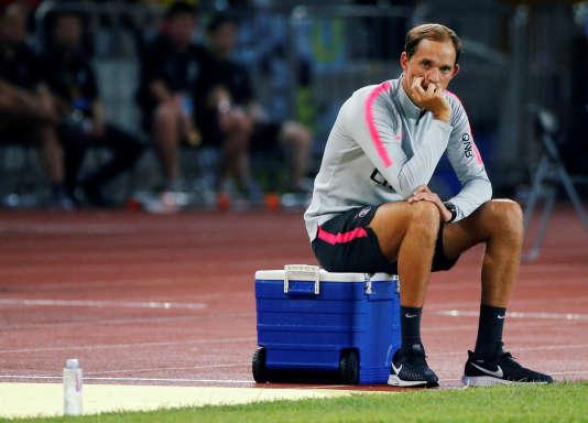 Thomas Tuchel est le nouvel entraîneur du PSG.