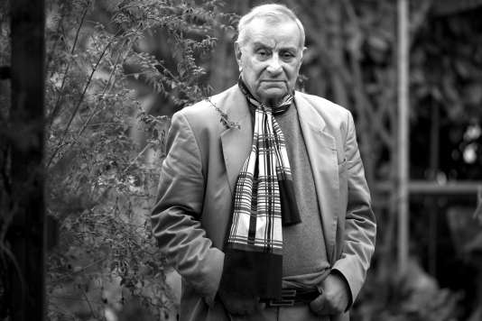 Arsène Tchakarian, en novembre 2011.