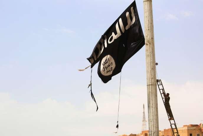 L'EI a été laminé par de multiples offensives en Syrie et contrôle aujourd'hui moins de 3% du territoire.