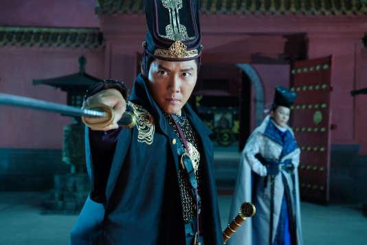 Feng Shaofeng, dans le rôle de Uychi Zhenjin.