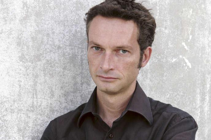 Vincent Delecroix, en 2009.