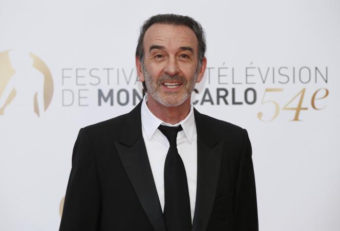 L'acteur Robin Renucci, en juin 2014.