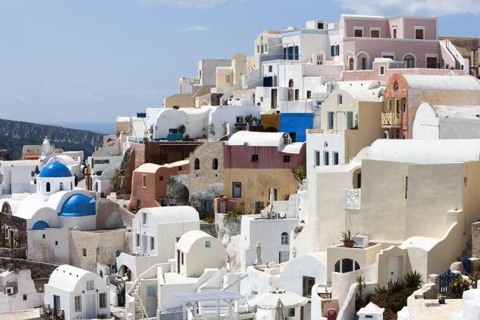 En 2017, la Grèce a passé le cap des trente millions de touristes alors qu'ils n'étaient que 28 millions en 2016.