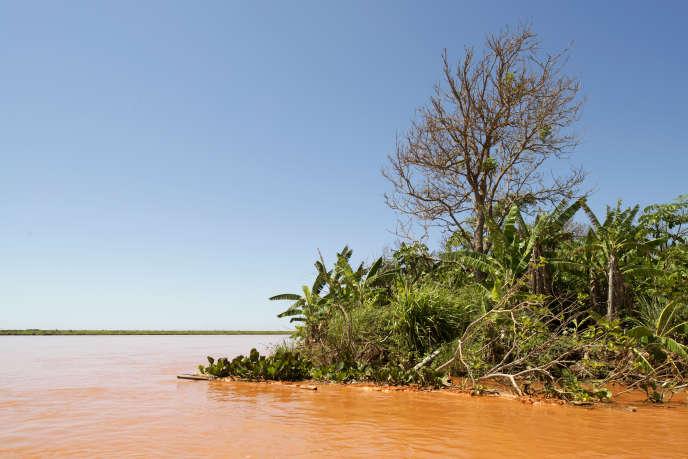 A Regencia, à l'embouchure du Rio Doce, en mars 2018.