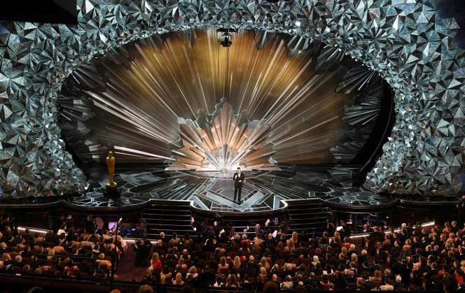 Cérémonie des Oscars du 4 mars 2018, présentée par Jimmy Kimmel.