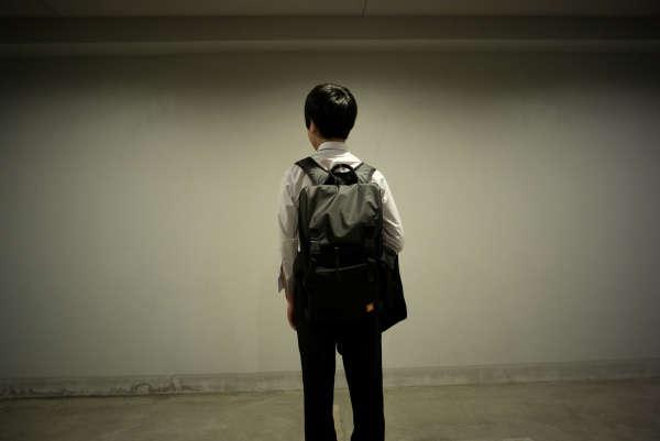 Haruko, 15 ans, a été victime de harcèlement de la part de ses camarades d'école parce qu'il vient de Fukushima.
