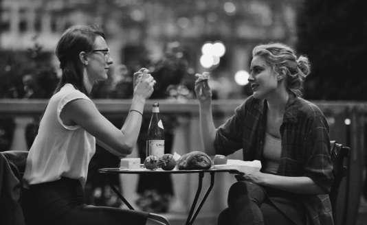 Greta Gerwig (à droite) dans« Frances Ha» de Noah Baumbach.