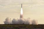 Image du missile hypersonique qui aurait été lancé par la Chine le 3 août 2018.