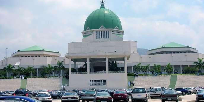 Le Parlement nigérian, à Abuja.
