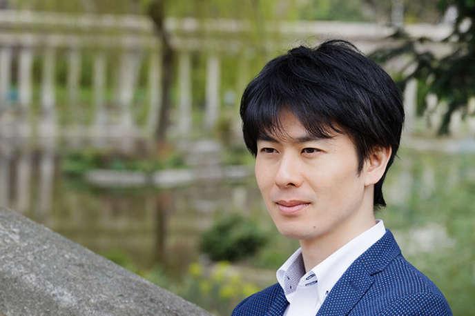 Le pianiste japonais Kotaro Fukuma.