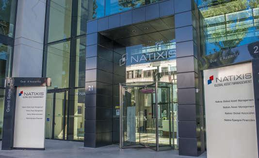 Natixis est, avec Amundi, le leader de l'épargne salariale en France. (Photo : siège de la société Natixis, quai d'Austerlitz, dans le 13e arrondissement de Paris).