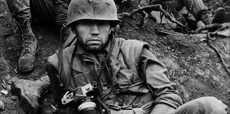 Don McCullin au Vietnam en 1968.©Nick WHEELER