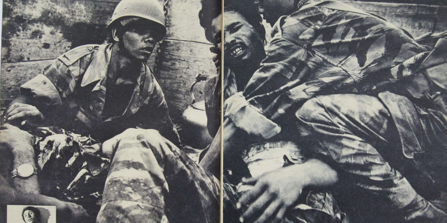 The Sunday Times Magazine, 12 juillet 1970.