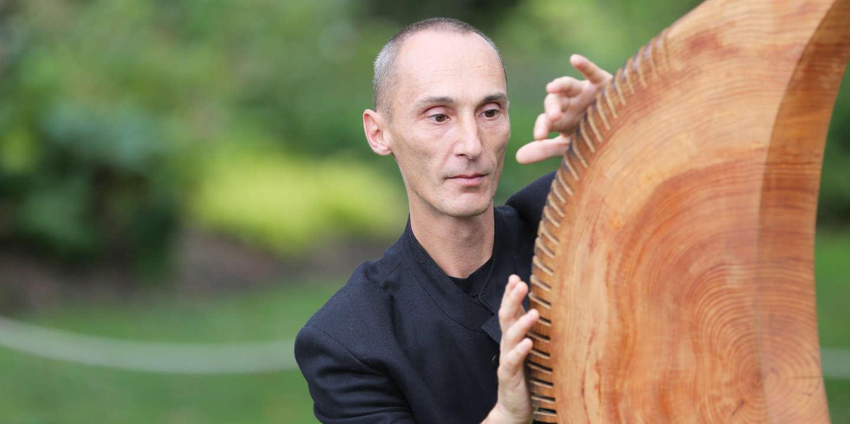 José Le Piez et les arbres à sons