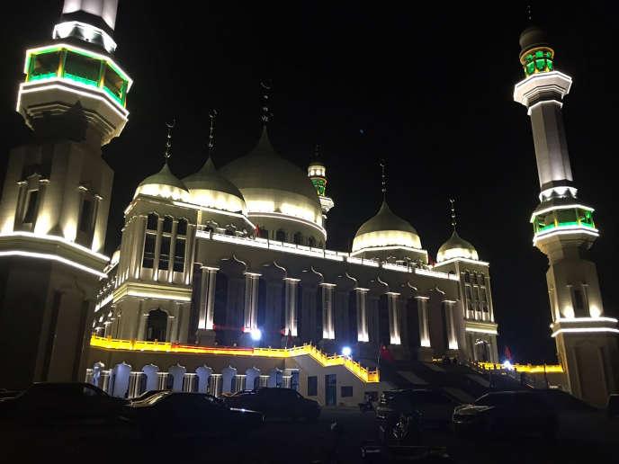 La Grande Mosquée de Weizhou, en Chine.