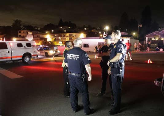 La police locale a rapidement écarté tout caractère « terroriste » de l'incident et assuré que ce mécanicien avait des tendances suicidaires.