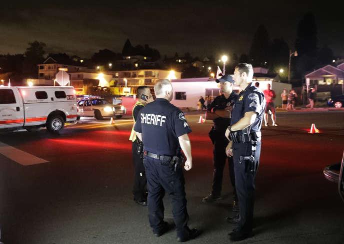 La police locale a rapidement écarté tout caractère « terroriste » de l'incident et a assuré que ce mécanicien avait des tendances suicidaires.