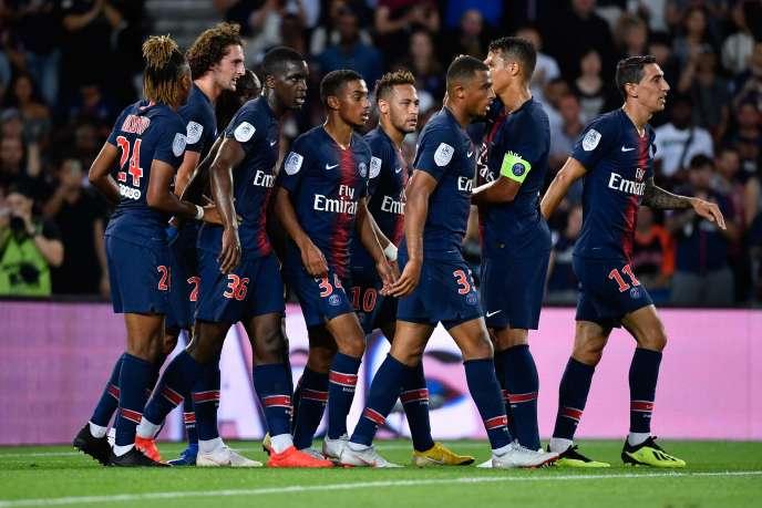 Le PSG s'est tranquillement imposé 3 à 0 dimanche en Ligue 1.