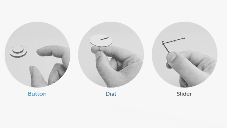 <b>C'est quoi ? </b>Des capteurs radars utilisés pour enregistrer les mouvements des mains, afin de transmettre des instructions à des objets sans les toucher. <br><b>Où en est l'idée ?</b> Le projet, qui dispose de prototypes avancés, est toujours en cours de développement.