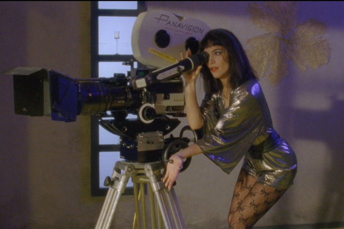 Lola Créton dans «Ultra pulpe», de Bertrand Mandico.