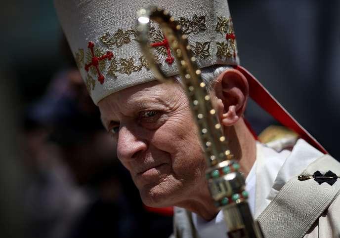 Le cardinal Donald Wuerl, archevêque de Washington et ancien évêque de Pittsburgh (Pennsylvanie), fait partie des responsables de l'Eglise catholiques locale accusés d'avoir aidé des «prêtres prédateurs»