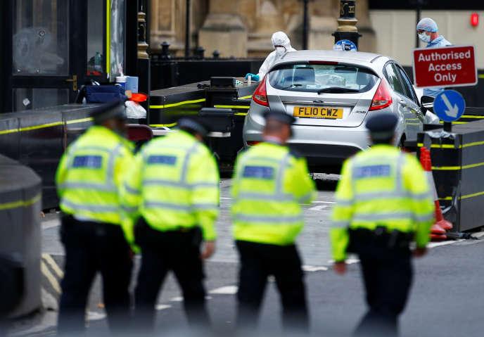 Salih Khater, un Britannique d'origine soudanaise âgé de 29ans, comparaîtra lundi devant le tribunal de première instance de Westminster.