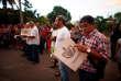 Réunion organisée par les autorités pour débattre de la réforme constitutionnelle annoncée par le gouvernement, à La Havane, le 13 août.