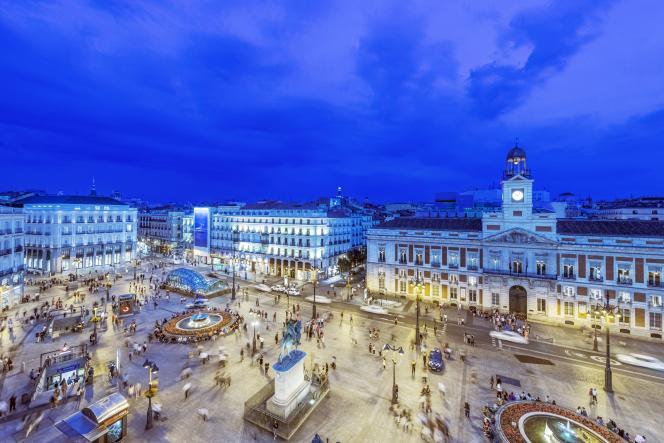 Madrid n'attire pas les acheteurs français en raison de la dureté du climat et de son éloignement de la mer.
