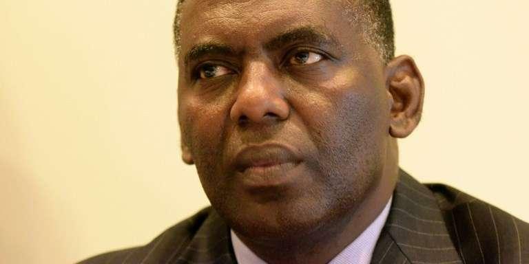 L'opposant mauritanien Biram Ould Dah Abeid, à Dakar, en septembre 2016.